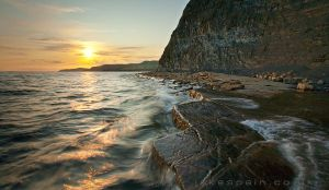 Waves and Ledges by JakeSpain