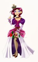 PnF: Queen Isabella by HelenFlame