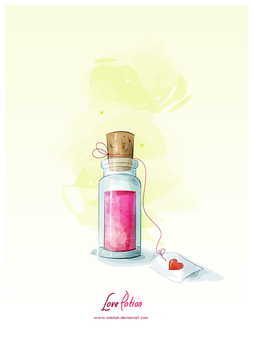 Love Potion by NaBHaN