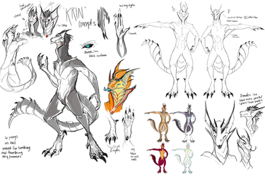 Krin Species Concepts by Yuroboros