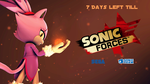 Countdown to Sonic Forces (Day 4) by G-ManMobius