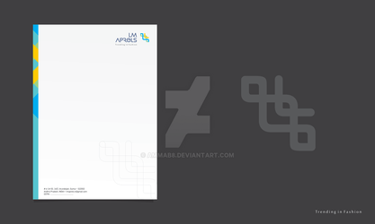 LM-Branding _ Letter Head by ammab8
