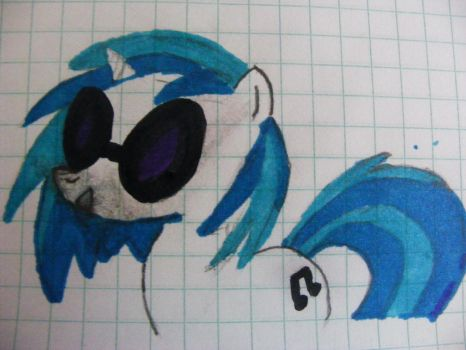 Vinyl Scratch by BigMacintosh1