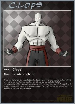 Merc submission card: Clops by Spodness