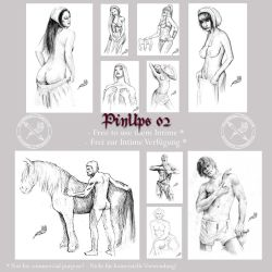 PinUps 02 usable by poisonmilow