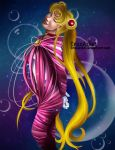 Sailor Moon by CruxAshes