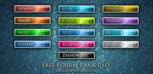 FREE Forum Buttons or Ranks by wilhelm1989