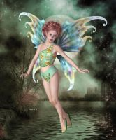 Iolanthe by oldhippieart