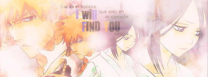 :.: 0UT! I will find you. Ichigo and Rukia by hexenjagd