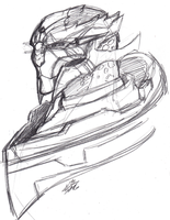 ME:A Vetra sketch by ConstantScribbles