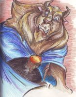 The Beast by Sugarsop