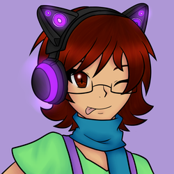 [OC Icon] Domenica [New Profile Pic Youtube] by Domenica-chan999