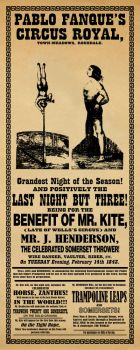 Being for the Benefit of Mr Kite Poster by godofodd