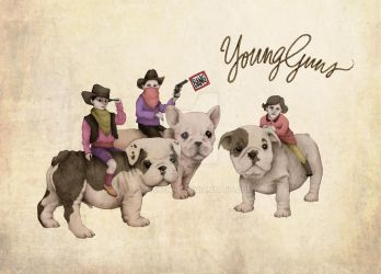 Young Guns by Gobblynne