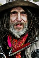 Street Musician by JacqChristiaan