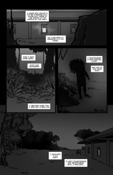 The Girl Out My Window - Page 06 by agamarlon