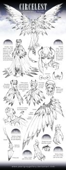 CIRCELEST species info by Pearlgraygallery