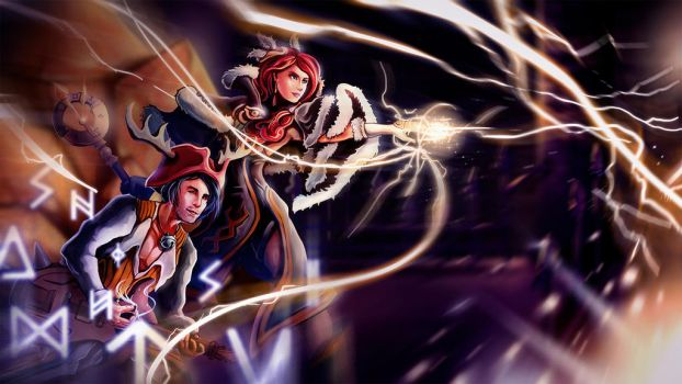 TalonRO: The Lords of Vermillion by TheClintHennesy