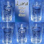 Etched Luna HAHA! THE FUN HAS BEEN DOUBLED Shot by AnimeAmy