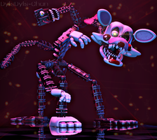 Mangle V4 [DaMikel- Full Body] by Ika-Miyuki