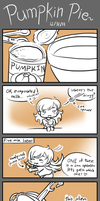 Pumpkin Pie by Imaginary--Thoughts