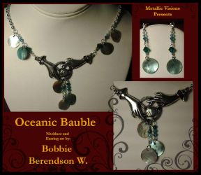 Oceanic Bauble by MetallicVisions