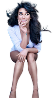Lea Michele png by VelvetHorse
