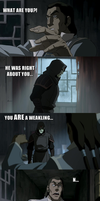 Legend of Korra - Amon blows his cover... by yourparodies
