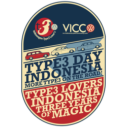 Volkswagen Type3 Day Indonesia: More Type3 on the by atot806