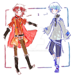 Adopt #4 and #5 - Set Price 1/2 OPEN by origamiis