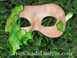 new ivy mask by SilverCicada