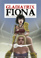 gladiatrix fiona, ch1, cover by julianapostata