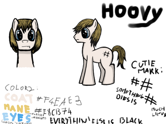Wohoooooo Hoovy is here! [Color Corrected] by Marcsello