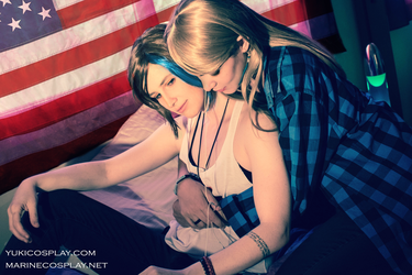 COSPLAY - LiS Before the storm - Amberprice VI by marinecosplaybr