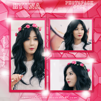 +HYUNA | Photopack #O3 by AsianEditions