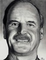 John Cleese by Doctor-Pencil