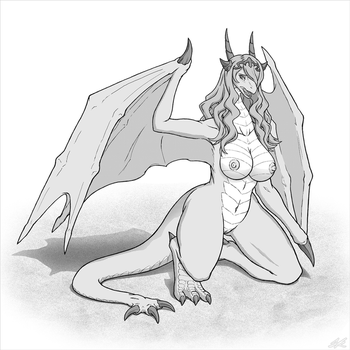 Camilla Wyvern TF by SketchyKnight