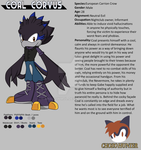 Coal Corvus Bio by shadowmjl
