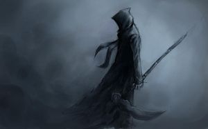 The Silent Scythe by TheBoyofCheese