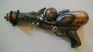 Another modified squirt gun. by VPhilly