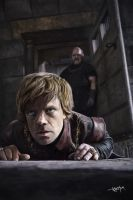Tyrion in the Sky Cells by Hax09