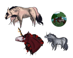 YHH/Karring Pack - AUCTION - OPEN by WinterGiraffe