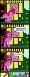 Berry Punch, the hero? by Evil-DeC0Y