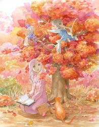 Tree of autumn by efira-japan