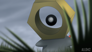 Alldex 0808: Meltan by All0412