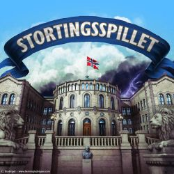 Stortingspillet cover by henning