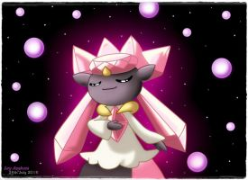 Princess Diancie [Fan Art]