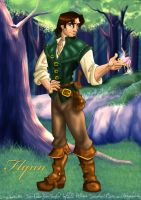 Disney Hunks 5 - Flynn Rider by hollano