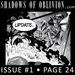 Shadows of Oblivion #1 - Page 24 Update! by Shono