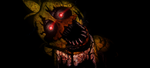 FNAF - Chica Nightmare (FNAF1) + Video by Christian2099